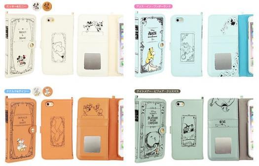 「Disney Book Style case」-2