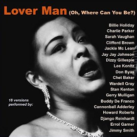Sarah Vaughan(Lover Man (Oh, Where Can You Be?))
