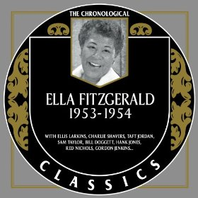 Ella Fitzgerald(I'm Glad There Is You (In This World of Ordinary People)).