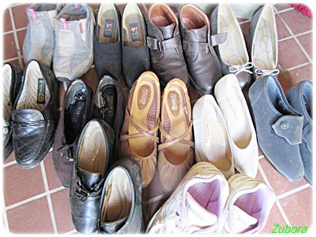 靴箱の断捨離