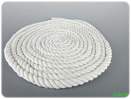 ダイソーの綿ロープで簡単コースター