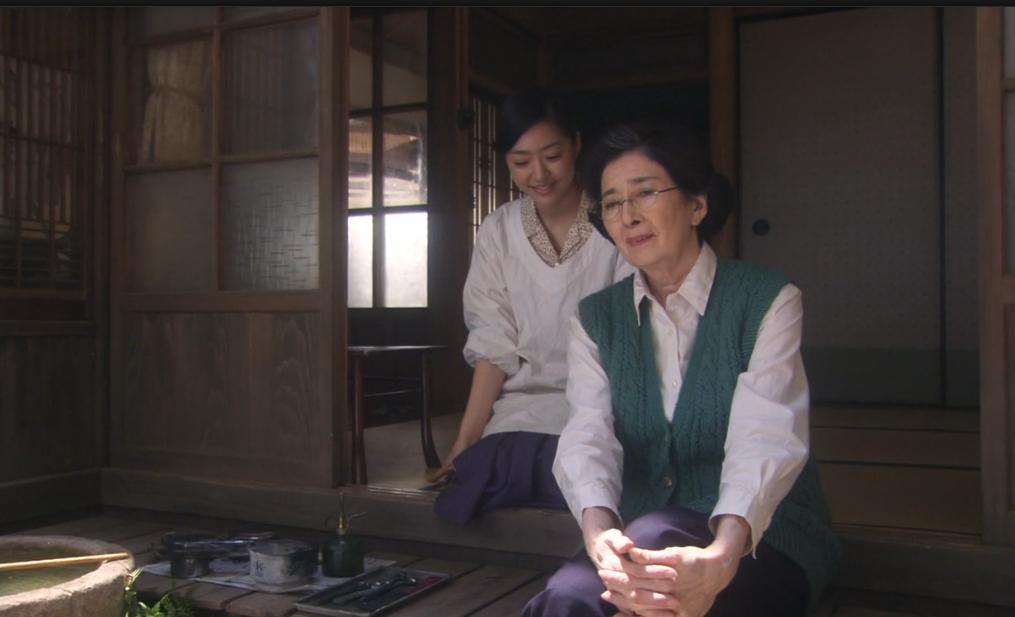 1,白川由美さん