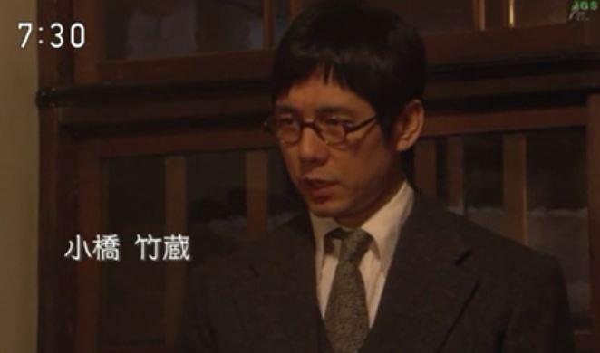 1、西島秀俊さん