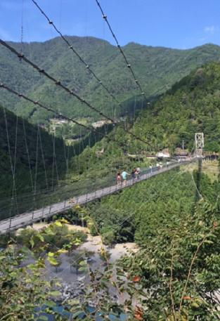 4 橋の回り景色