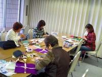 中国新聞情報文化センター 広島 ポジャギ教室