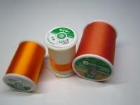 オレンジの糸