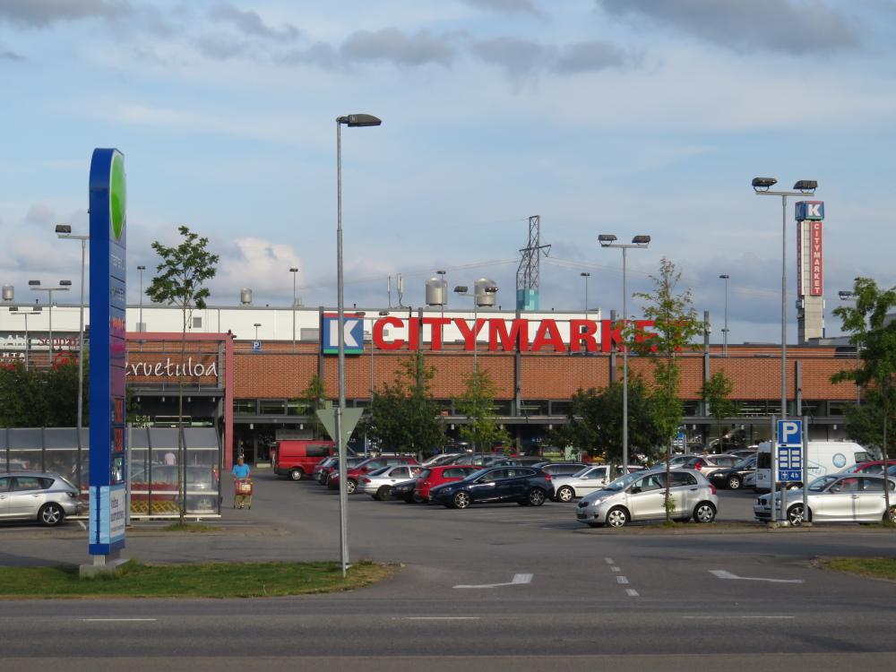 City Market Finland スーパー フィンランド