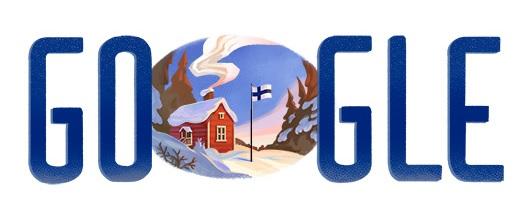 Google フィンランド 独立記念日