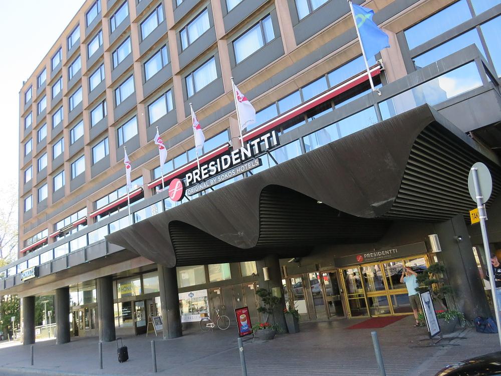 Sokos Presidentti ヘルシンキ ホテル ソコス