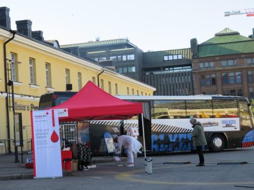 フィンランド ヘルシンキ Kamppi