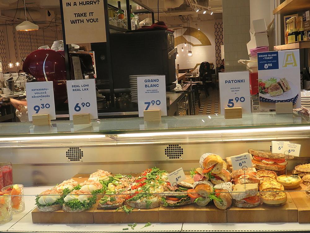 Fazer Cafe カフェ ヘルシンキ