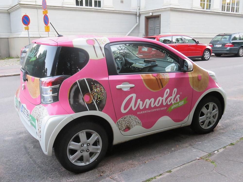 Arnold Car アーノルド ドーナツ カー
