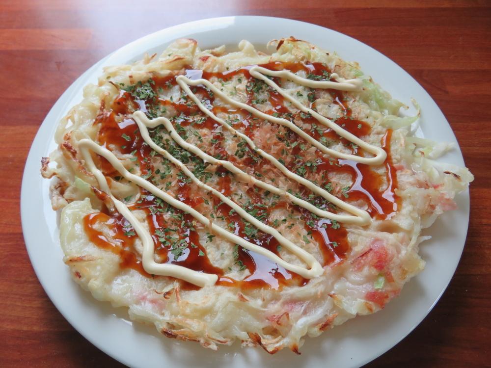 お好み焼き Okonomiyaki