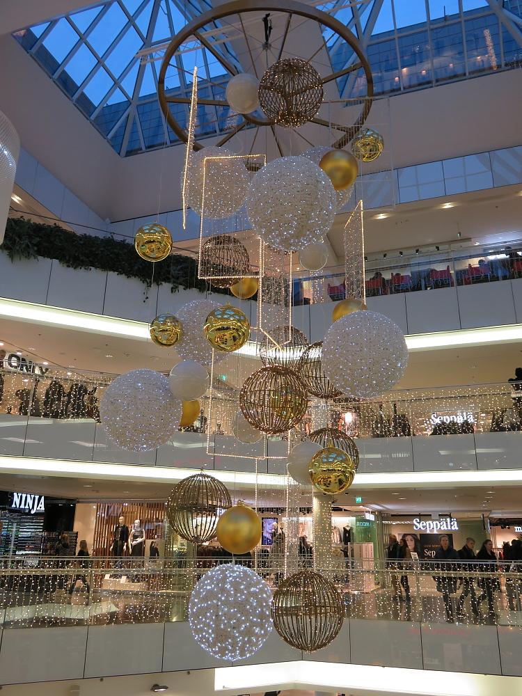 Forum Joulu Christmas ヘルシンキ クリスマス