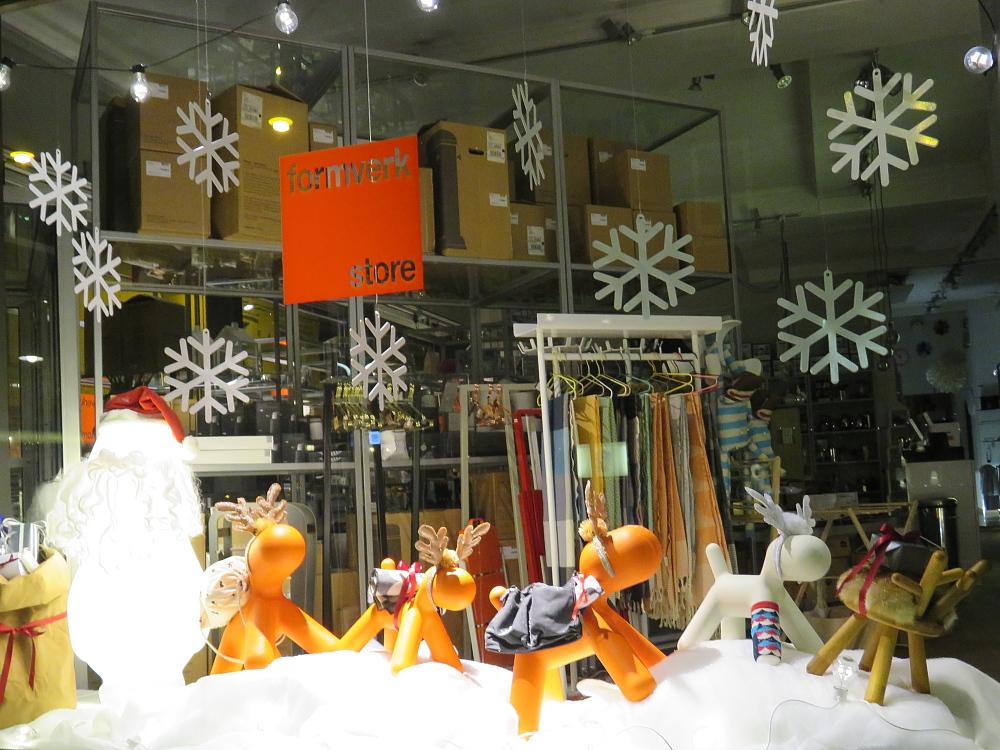 フィンランド ヘルシンキ クリスマス ショーウインドウ Joulu