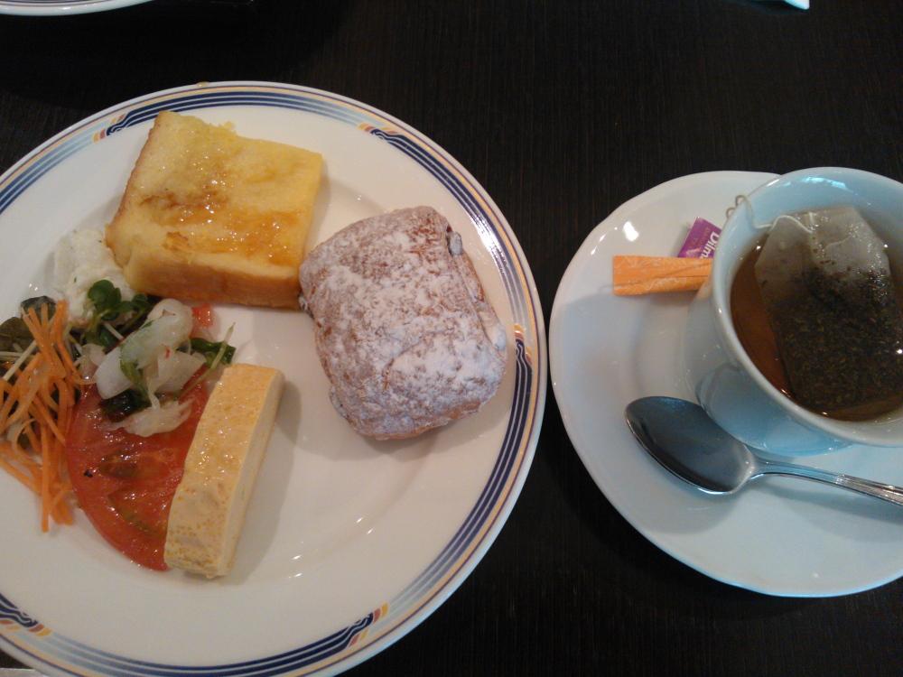 Hotel Nikko Kansai airport 関西空港 日航ホテル 朝食