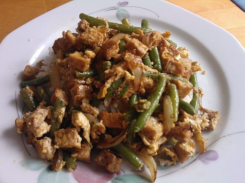 Tofu 豆腐 厚揚げ フィンランド
