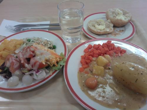 町の食堂 Lounas