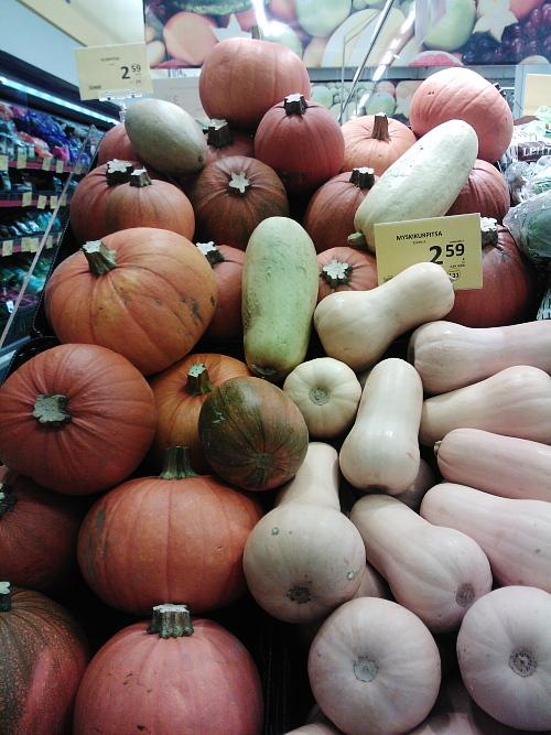 かぼちゃ Kurpitsa ハロウィーン