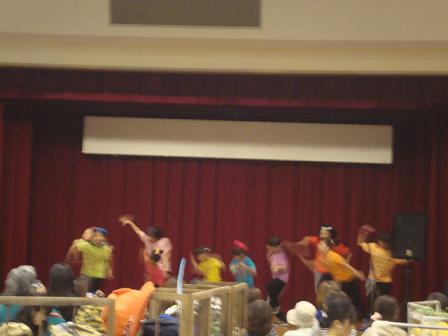 KAFキッズダンス