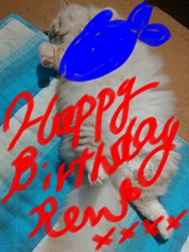 ren 4th birthday
