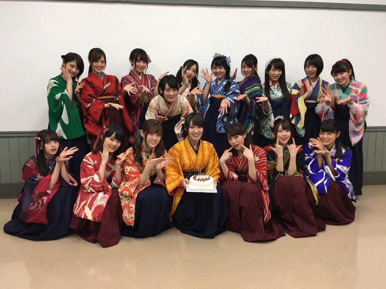 14th Single 選抜メンバー