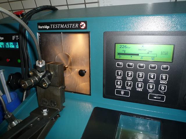 ヤマハSX629、インジェクター