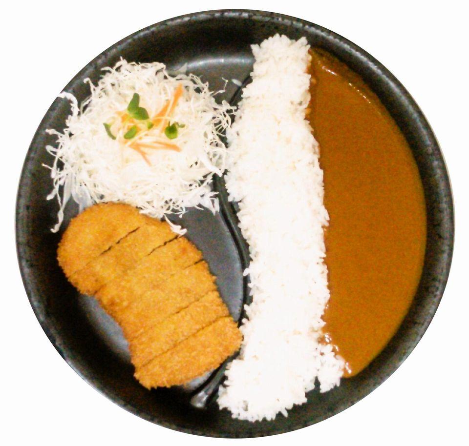 マツヤライス(とんかつ)白ヌキ960