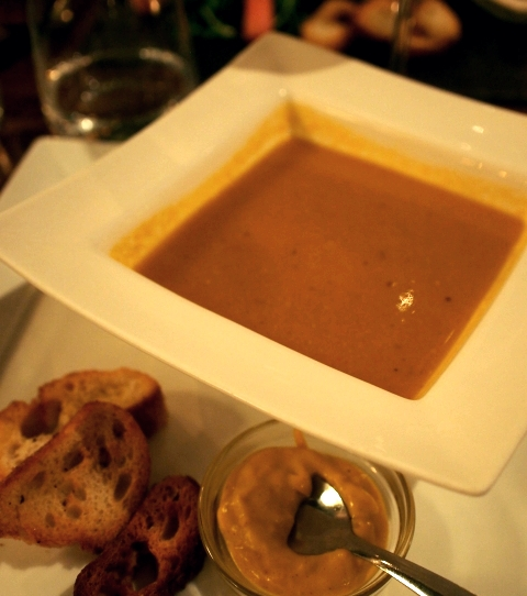 ラリヴィ スープ