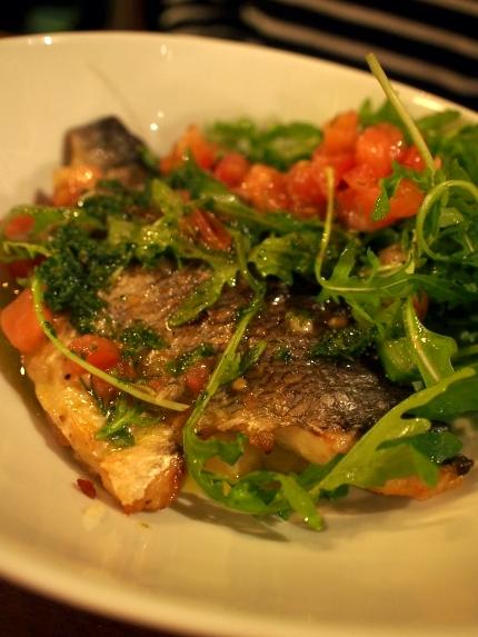 ラリヴィ 魚