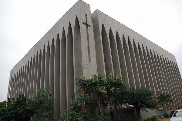 s-ドン・ボスコ教会とTV塔 (1)