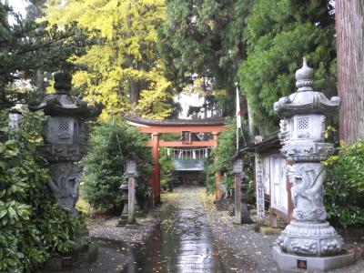 大仙市 唐松神社