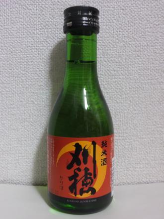 日本酒 秋田清酒「刈穂」