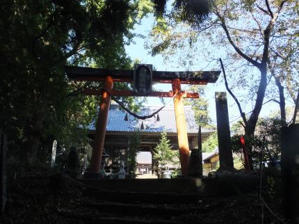 名取 佐倍乃[道祖]神社