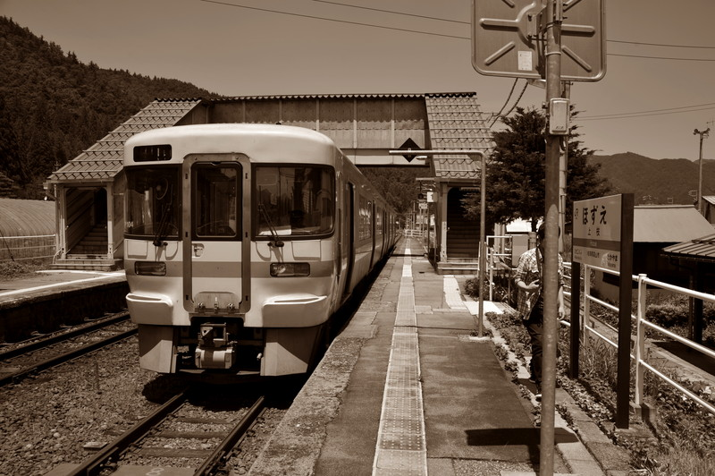 上枝駅 (5)