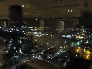 石川県庁展望台から