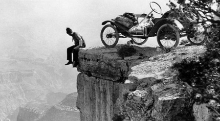 崖 転落 リスク