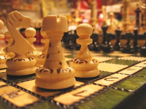 チェス ゲーム 戦略