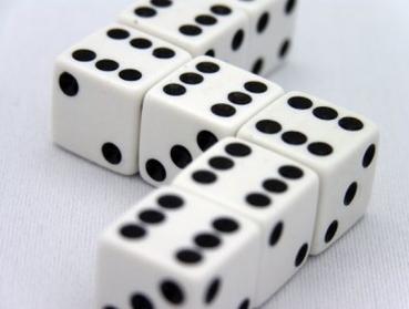 サイコロ 確率 統計