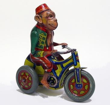 猿 モンキー 玩具