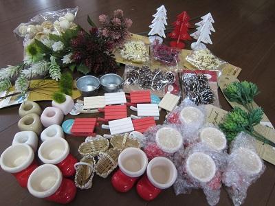 2015クリスマス準備