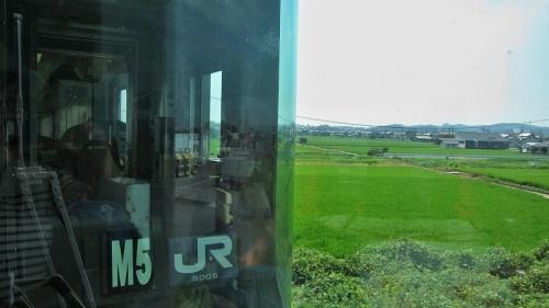 IMG_4326 M5 車窓