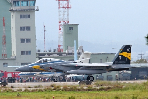 IMG_8055 小松基地航空祭 F-15J特別塗装機