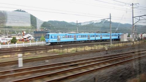 IMG_4408 近江鉄道 青い