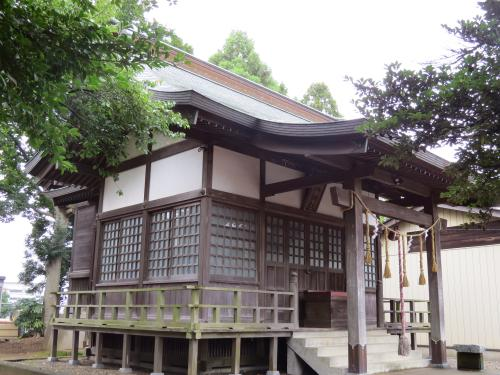 飯田琴平神社ー2