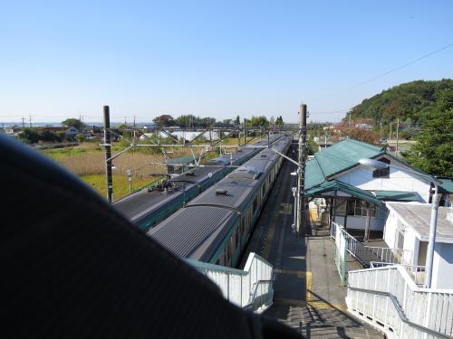 松崎駅ー1