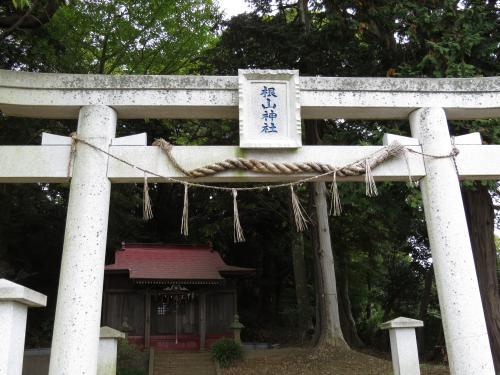 根山神社ー2