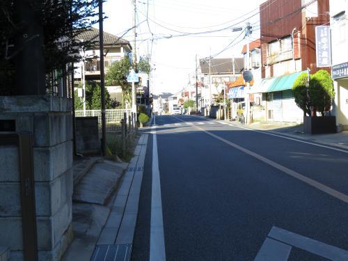 成田街道ー83