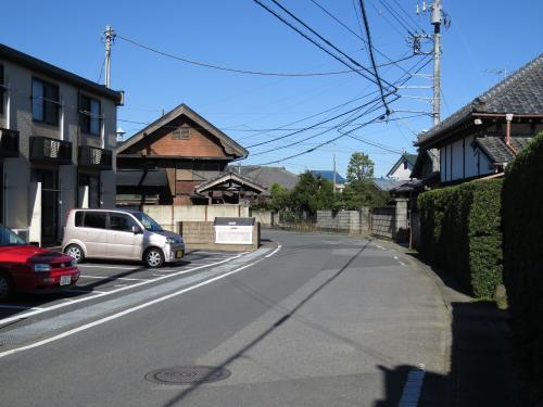 成田街道ー134