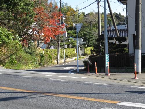 成田街道ー152